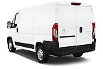 Car pictures of rear three quarter view of a 2015 Citroen Jumper L1H1 Club 3 Door Cargo Van Angular Rear
