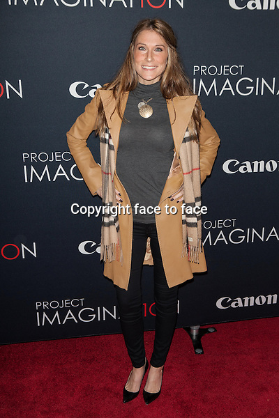 NEW YORK, NY - OCTOBER 24, 2013: Samantha Nagel attends the Premiere Of Canon's Project Imaginat10n Film Festival at Alice Tully Hall on October 24, 2013 in New York City. <br />