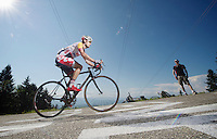 Greg Henderson (NZL)<br /> <br /> Tour de France 2013<br /> stage 20: Annecy to Annecy-Semnoz<br /> 125km