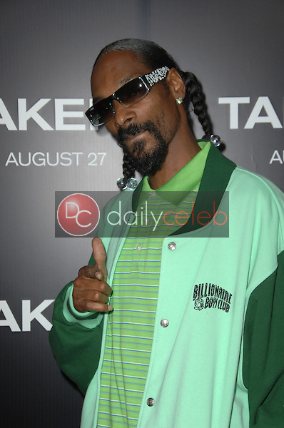 """Snoop Dogg<br /> at the """"Takers"""" World Premiere, Arclight Cinerama Dome, Hollywood, CA. 08-04-10<br /> David Edwards/Dailyceleb.com 818-249-4998"""