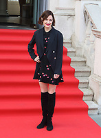 Elizabeth McGovern at the Film4 Summer Screen: The Wife Opening Gala at Somerset House, Strand, London, England, UK on Thursday 9th August 2018.<br /> CAP/ROS<br /> &copy;ROS/Capital Pictures /MediaPunch ***NORTH AND SOUTH AMERICAS ONLY***