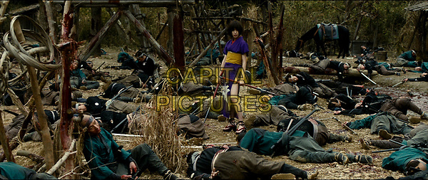 Blade of the Immortal (2017) <br /> (Mugen no junin)<br /> Erika Toda<br /> *Filmstill - Editorial Use Only*<br /> CAP/KFS<br /> Image supplied by Capital Pictures
