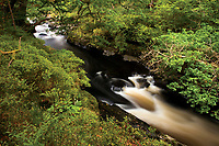 The Falls of Leny and Garbh Uisge, near Kilmahog, Loch Lomond and the Trossachs National Park