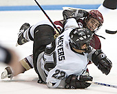 The Boston College Eagles defeated the Providence College Friars 4-1 on Saturday, January 7, 2006, at Schneider Arena in Providence, Rhode Island.