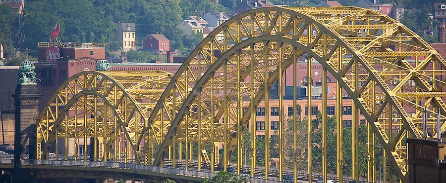 Pittsburgh Bridges - 16th Street bridge