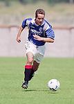 Alec Cleland, Rangers