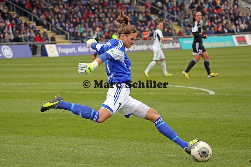 Desiree Schumann (FFC) - 1. FFC Frankfurt vs. VfL Wolfsburg, DFB-Pokal