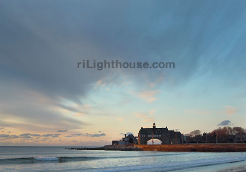 First Light, Narragansett