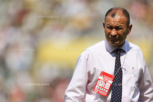 Eddie Jones Head coach (JPN), .May 4, 2013 - Rugby : .HSBC Asian 5 Nations 2013 .match between Japan 64-5 South Korea .at Chichibunomiya Rugby Stadium, Tokyo, Japan. .(Photo by Daiju Kitamura/AFLO SPORT)