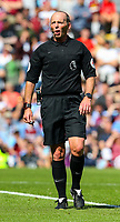 Referee Michael Dean<br /> <br /> Photographer Alex Dodd/CameraSport<br /> <br /> The Premier League - Burnley v Arsenal - Sunday 12th May 2019 - Turf Moor - Burnley<br /> <br /> World Copyright &copy; 2019 CameraSport. All rights reserved. 43 Linden Ave. Countesthorpe. Leicester. England. LE8 5PG - Tel: +44 (0) 116 277 4147 - admin@camerasport.com - www.camerasport.com