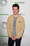 BEVERLY HILLS, CA - MAR 5: Max Greenfield at The Paley Center For Media's PaleyFest 2012 honoring 'New Girl' at the Saban Theater on March 5, 2012 in Beverly Hills, California