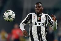 Kwadwo Asamoah Juventus <br /> Torino 07-12-2016 Juventus Stadium Football Calcio Champions League 2016/2017 Juventus - Dinamo Zagreb . Foto Filippo Alfero Insidefoto