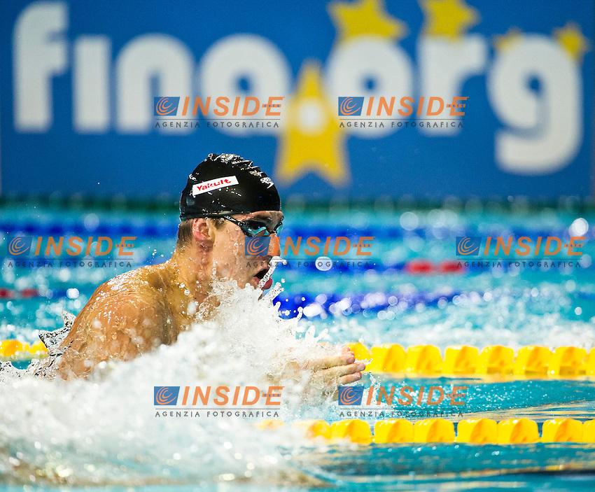 DUGONJIC Damir SLO.Men's 100m Breaststroke.FINA World Short Course Swimming Championships.Istanbul Turkey 12 - 16 Dec. 2012.Day 01.Photo G.Scala/Deepbluemedia/Inside