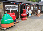 Maritime museum at Porthmadog, Gwynedd, north west Wales, UK