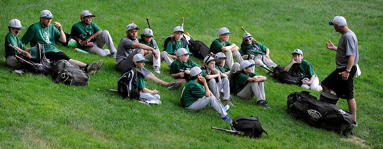 (Springfield, MA, 05/30/15) as the Holyoke Allies host the Holy Cross Heat at Picknelly Field in Springfield on Saturday, May 30, 2015. Photo by Christopher Evans
