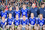 KOR TEAM Kerins O'Rahillys v  South Kerry in the AIB County Senior Football Championship Semi Final at Fitzgerald Stadium on Sunday..KERINS O'RAHILLYS 2-13 SOUTH KERRY 2-13
