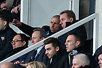 Kevin Phillips alongside Harry Redknapp, Derby football adviser during the Skybet Championship match at the iPro Stadium. Photo credit should read: Philip Oldham/Sportimage
