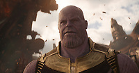 Avengers: Infinity War (2018) <br /> Josh Brolin<br /> *Filmstill - Editorial Use Only*<br /> CAP/KFS<br /> Image supplied by Capital Pictures