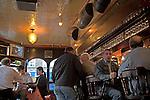 Interior East End pub, London, England