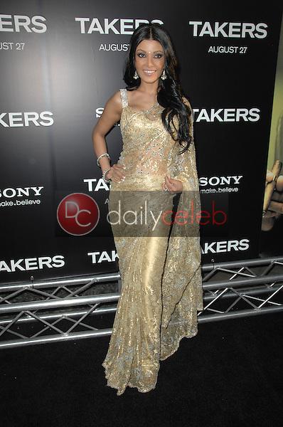 "Koyna<br /> at the ""Takers"" World Premiere, Arclight Cinerama Dome, Hollywood, CA. 08-04-10<br /> David Edwards/Dailyceleb.com 818-249-4998"