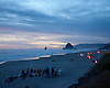 Sunset, Cannon Beach, OR July 7, 2011