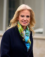 JAN 18 Kellyanne Conway at The White House