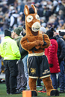 Philadelphia, PA - December 8, 2018:  Army Black Knights mascot during the 119th game between Army vs Navy at Lincoln Financial Field in Philadelphia, PA. (Photo by Elliott Brown/Media Images International)