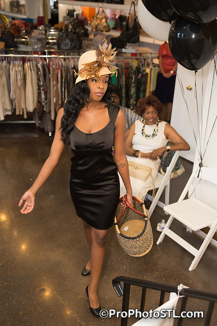 PRONTO 2015 fashion show presented at Vault in Brentwood, Missouri on July 12, 2015.