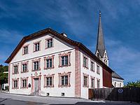 Haus der Fastnacht in Imst, Tirol, &Ouml;sterreich, Europa<br /> House of Fastnacht, Imst, Tyrol, Austria, Europe
