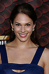 "LOS ANGELES, CA. - October 18: Actress Amanda Righetti arrives at the Spike TV's ""Scream 2008"" Awards at The Greek Theater on October 18, 2008 in Los Angeles, California."
