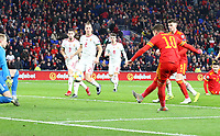 2019 Euro 2020 Qualifiers Football Wales v Hungary Nov 19th
