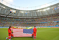 USMNT vs Belgium, Tuesday, July 1, 2014