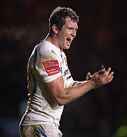 Exeter Chiefs' Ian Whitten<br /> <br /> Photographer Bob Bradford/CameraSport<br /> <br /> Gallagher Premiership Round 9 - Harlequins v Exeter Chiefs - Friday 30th November 2018 - Twickenham Stoop - London<br /> <br /> World Copyright &copy; 2018 CameraSport. All rights reserved. 43 Linden Ave. Countesthorpe. Leicester. England. LE8 5PG - Tel: +44 (0) 116 277 4147 - admin@camerasport.com - www.camerasport.com