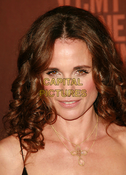 ANDIE MacDOWELL.At CMT Giants honoring Reba McEntire held at the Kodak Theatre, Hollywood, LA, California, USA.26 October 2006..portrait headshot andy mcdowell.Ref: ADM/CH.www.capitalpictures.com.sales@capitalpictures.com.©Charles Harris/AdMedia/Capital Pictures.