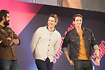 2018/11/30 Makuhari Chiba,the Tokyo Comic-con started at Makuhari Messe for 3 Days until Sunday.<br /> Oliver and James Phelps<br /> (Photos by Michael Steinebach / AFLO)