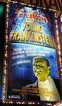 Promotional Billboard for - The musical Young Frankenstein, which features music by Mel Brooks, book by Brooks and Thomas Meehan based on Brooks' 1974 film, and direction and choreography by Susan Stroman. Hilton Theatre in New York City..October 27, 2007.© Alice Erardy / Starlitepics