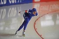 SCHAATSEN: ERFURT: Gunda Niemann Stirnemann Eishalle, 21-03-2015, ISU World Cup Final 2014/2015, Brittany Bowe (USA), ©foto Martin de Jong