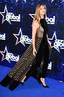 Abbey Clancy arriving for the Global Awards 2018 at the Apollo Hammersmith, London, UK. <br /> 01 March  2018<br /> Picture: Steve Vas/Featureflash/SilverHub 0208 004 5359 sales@silverhubmedia.com