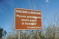 Emilia Romagna,Sogliano al Rubicone, discarica  produzione di energia da biogas,
