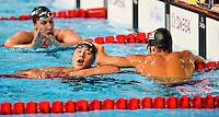 SETO Darya, Japan JPN, gold medal, HAGINO Kosuke 400 Individual Medley Men<br /> Swimming - Nuoto <br /> Barcellona 4/8/2013 Palau St Jordi <br /> Barcelona 2013 15 Fina World Championships Aquatics <br /> Foto Andrea Staccioli Insidefoto