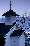 St, Stephens Episcopal Church, Oakville, Napa County, California