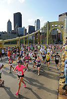 Pittsburgh Marathon 2012..Michael Henninger/For the Pittsburgh Marathon.