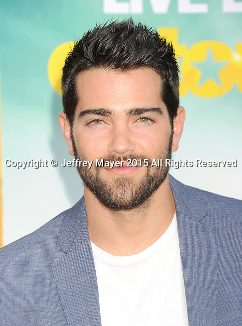 WESTWOOD, CA - JUNE 01: Actor Jesse Metcalfe arrives at the 'Entourage' - Los Angeles Premiere at Regency Village Theatre on June 1, 2015 in Westwood, California.