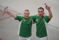 27/09/2014 M Donnelly 60x30 Handball Championship 2014 Intermediate Doubles Final