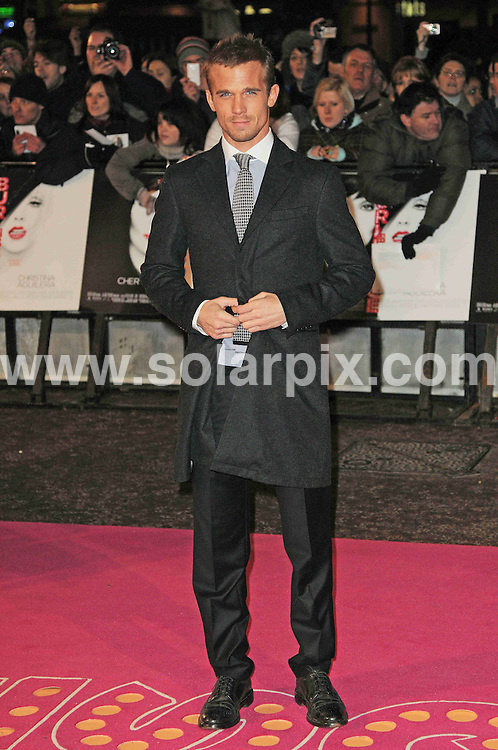 **ALL ROUND PICTURES FROM SOLARPIX.COM**                                             **WORLDWIDE SYNDICATION RIGHTS**                                                                                  Caption: arrives at the Gala Premiere of Burlesque at the Empire Cinema in London, UK. 13 December 2010                                                                              This pic: Cam Gigandet                                                                                     JOB REF: 12603 MSR       DATE: 13_12_2010                                                           **MUST CREDIT SOLARPIX.COM OR DOUBLE FEE WILL BE CHARGED**                                                                      **MUST AGREE FEE BEFORE ONLINE USAGE**                               **CALL US ON: +34 952 811 768 or LOW RATE FROM UK 0844 617 7637**