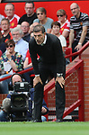 West Ham's Slaven Bilic looks on during the premier league match at Old Trafford Stadium, Manchester. Picture date 13th August 2017. Picture credit should read: David Klein/Sportimage