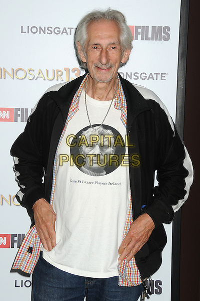 12 August 2014 - West Hollywood, California - Larry Hankin. &quot;Dinosaur 13&quot; Los Angeles Special Screening held at the DGA Theatre. <br /> CAP/ADM/BP<br /> &copy;BP/ADM/Capital Pictures