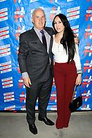 LOS ANGELES - SEP 25: Pat Harris, Nelly Ispiryan at 'Pat Harris' California Democratic U.S. Senate run 2018 kick off' at Catalina Jazz Club Bar & Grill on September 25, 2017 in Hollywood, California