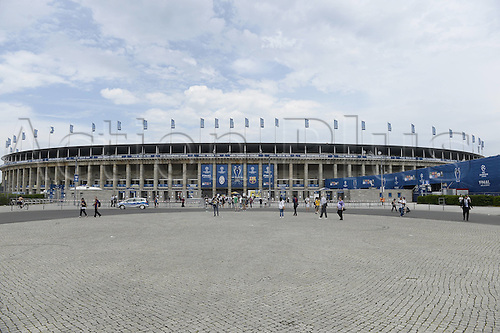06.06.2015. Olympiastadion, Berlin, Germany. Prior to the UEFA Champions League final match between Juventus FC and FC Barcelona