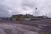 23/06/2000 Blackpool FC Bloomfield Road Ground..Kop/West stand from Rigby Rd Car Park.....© Phill Heywood.